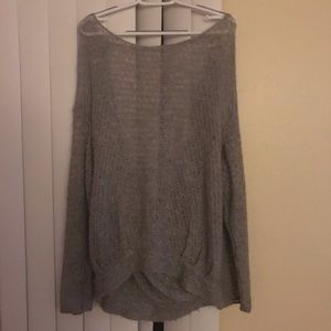 Free People Summer Sweater